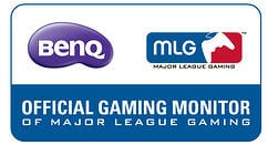 BenQ Official gaming monitor logo