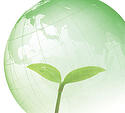 Eco feature logo