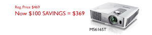 MS616ST Short Throw Projector