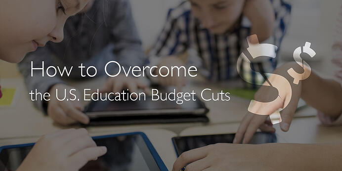 How to Overcome the U.S. Education Budget Cuts