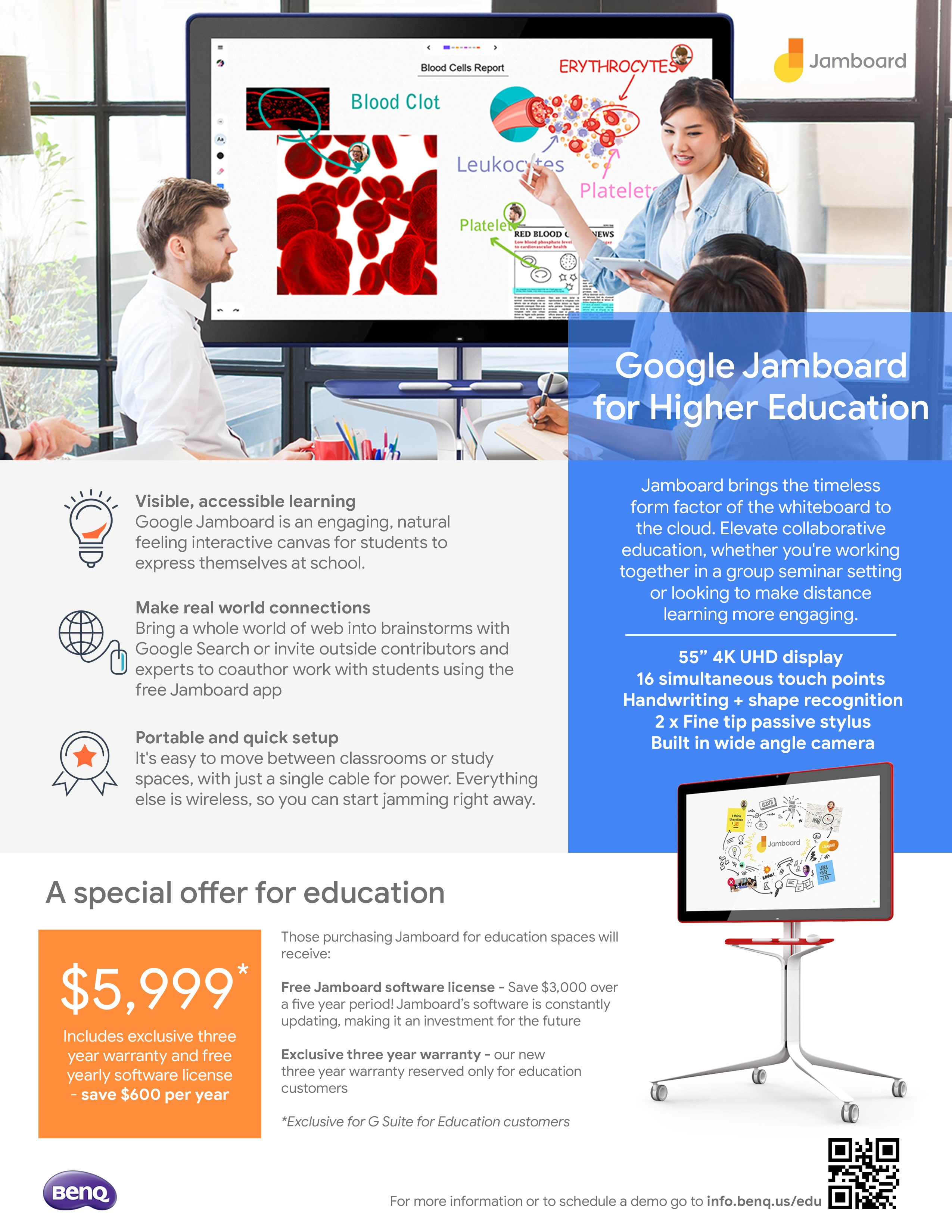 EDU Sku Flyer (Higher Education)
